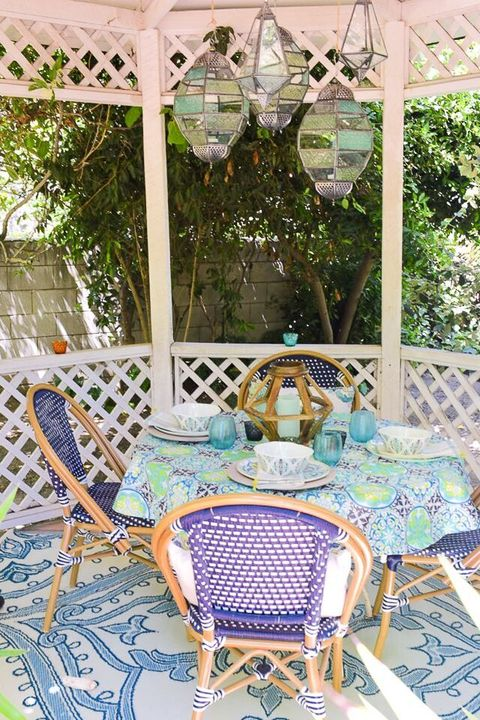 gazebo plans outdoor cafe