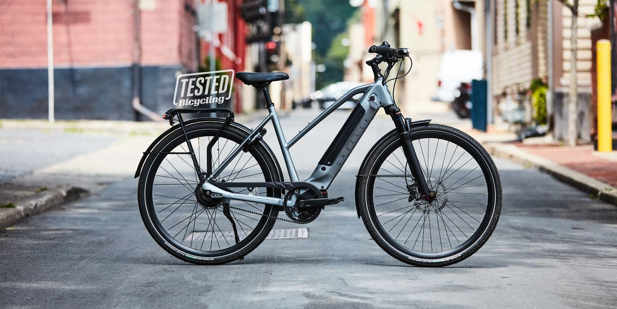 The Gazelle Ultimate C380+ Will Have You Effortlessly Zipping Along On Your Commute