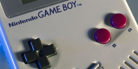 Game boy console, Game boy, Gadget, Game boy advance, Electronic device, Technology, Handheld game console, Video game console, Electronics, Game controller,