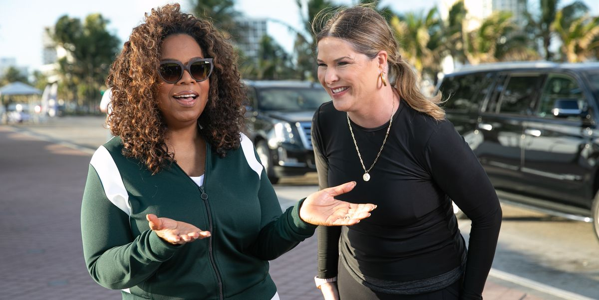 "Oprah and Jenna Bush Hager Bond Over Book Clubs: ""We Want People to Read!"""