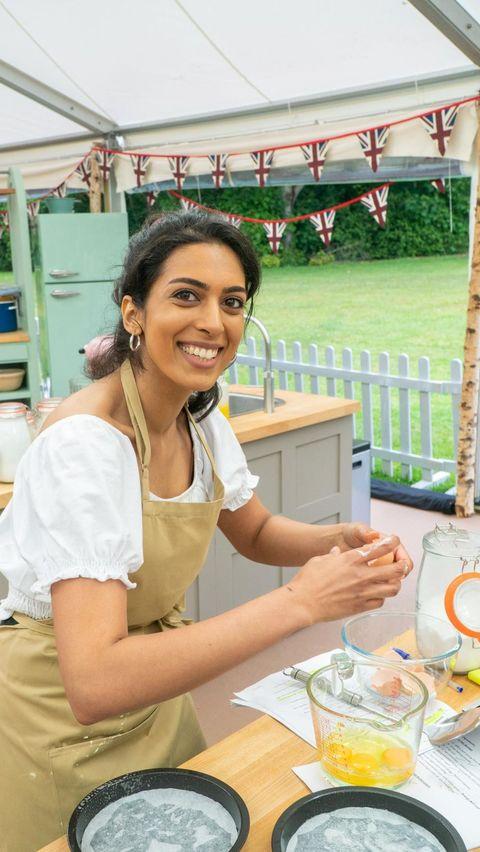 great british bake off contestants 2021
