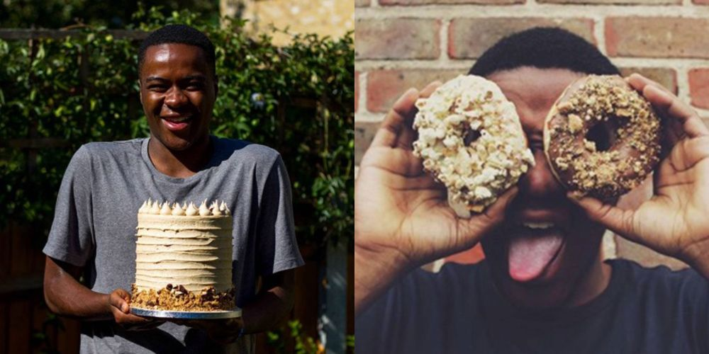 12 photos of Liam from Great British Bake Off that will make you love him even more