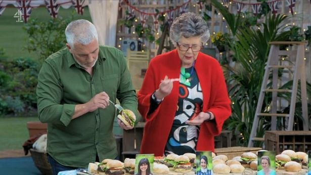 Great British Bake Off viewers confused by Paul Hollywood's eating style