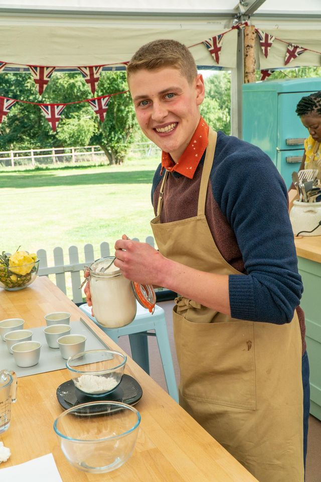 the great british baking show peter sawkins