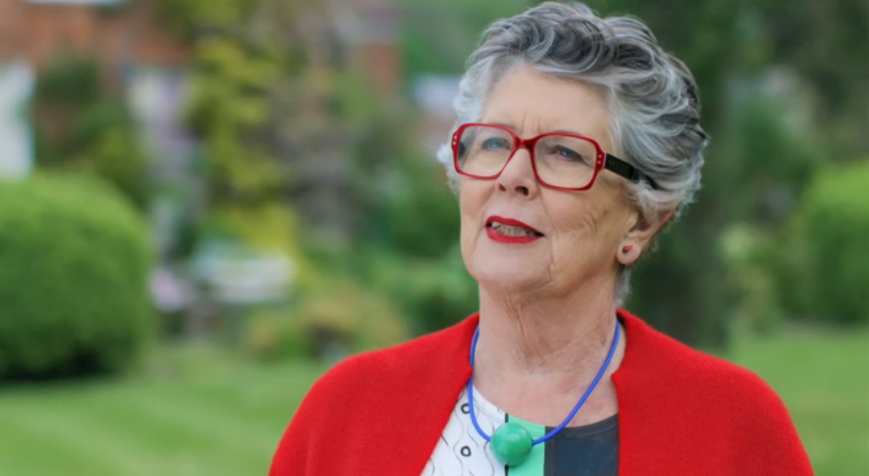 The Great British Bake Off viewers think judge Prue Leith has committed a serious baking offence
