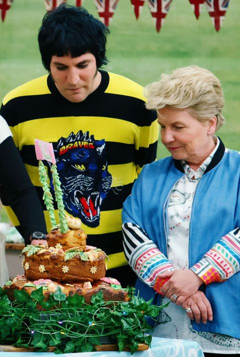 Great British Baking Show - Best Cooking Shows on Netflix