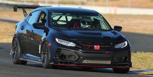 Honda Civic Type R TC
