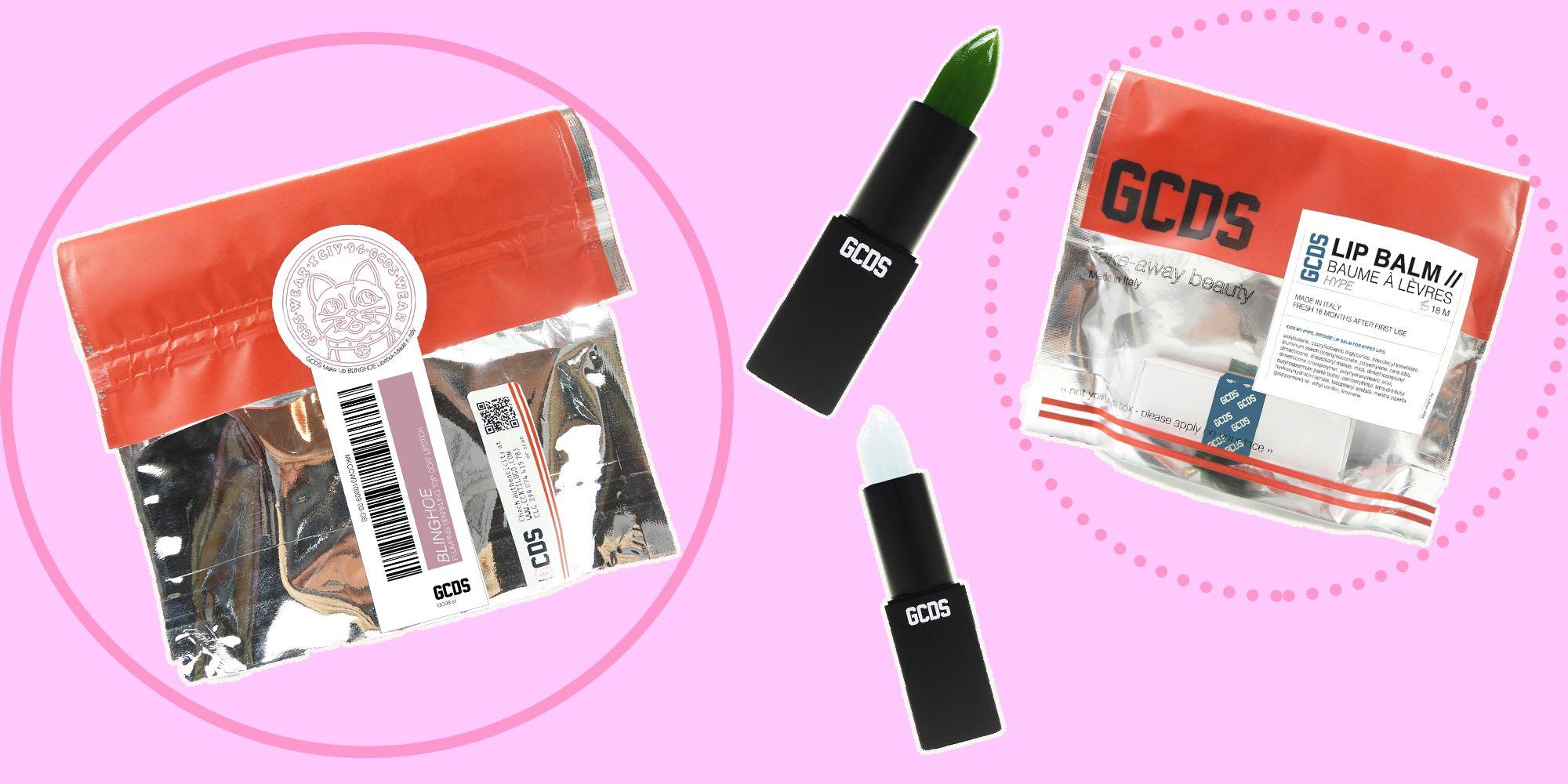 Gcds Dalla Moda Al Trucco Labbra Con 4 Rossetti Trendy