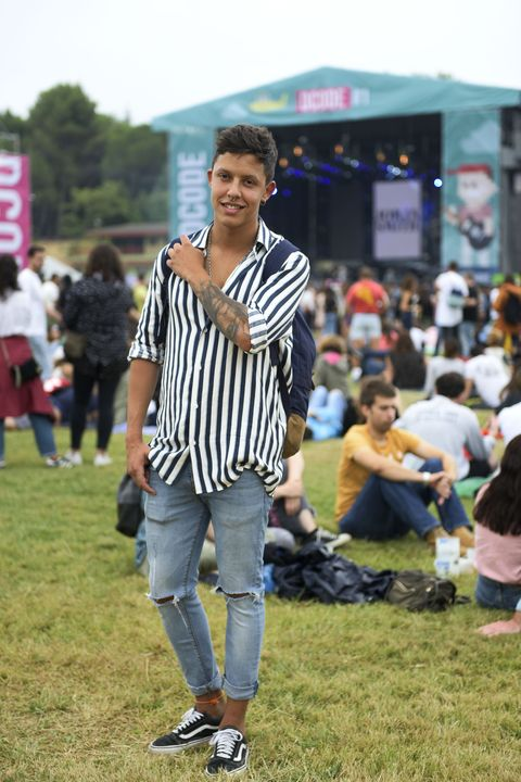 dcode 2018 street style, dcode 2018, dcodehombre look, dcodefestival musica, dcode 2018 chicos, dcode 2018 looks, dcode 2018 esquire