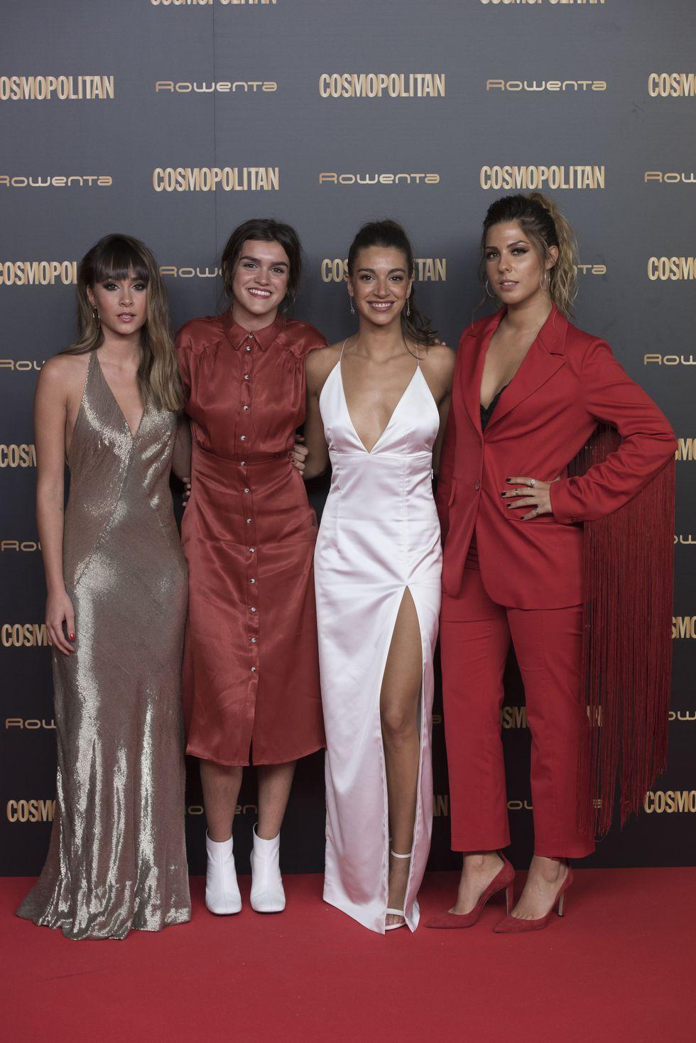 Los mejores peinados de los Cosmo Awards (y cómo conseguirlos) images