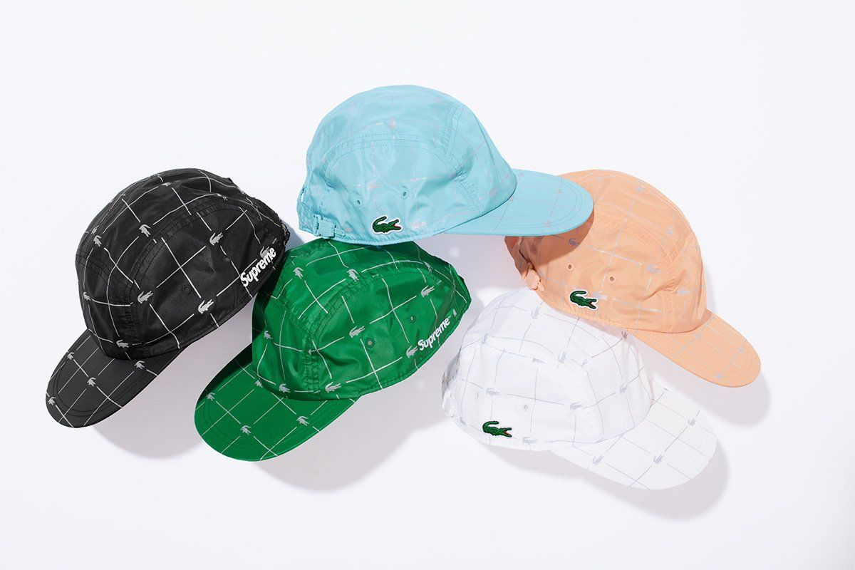 2f620ac28 The Latest Supreme x Lacoste Collab Will Make Your '90s Style Dreams ...