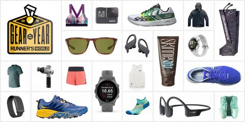 2019 Runner's World Gear of the Year