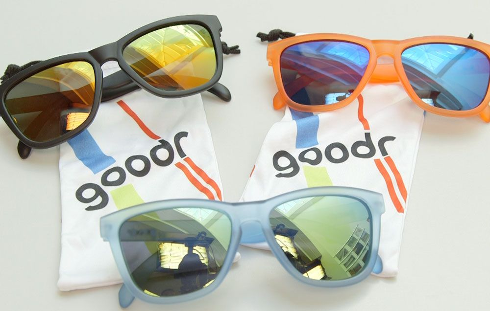 6849be70c4 Gear Check  Goodr Running Sunglasses