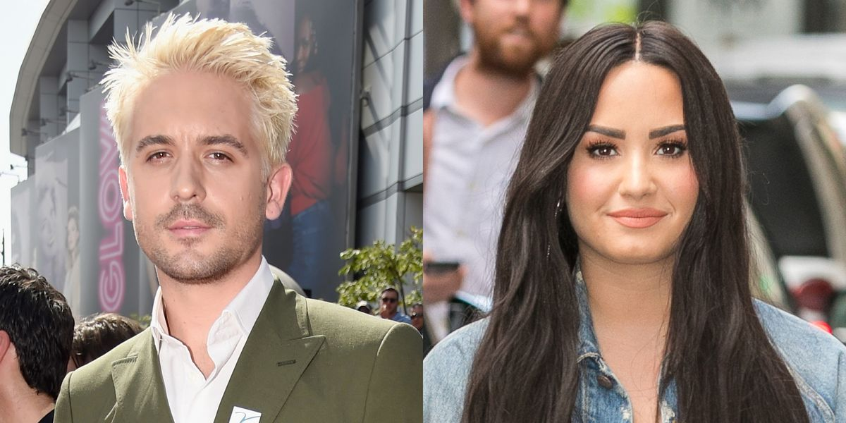 G Eazy On Demi Lovato Dating Rumors G Eazy Says Demi Just Friend Following Halsey Breakup