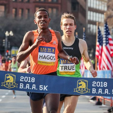 Ben True and Hagos Gebrhiwet Are Set for a Rematch At This Year's BAA 5K