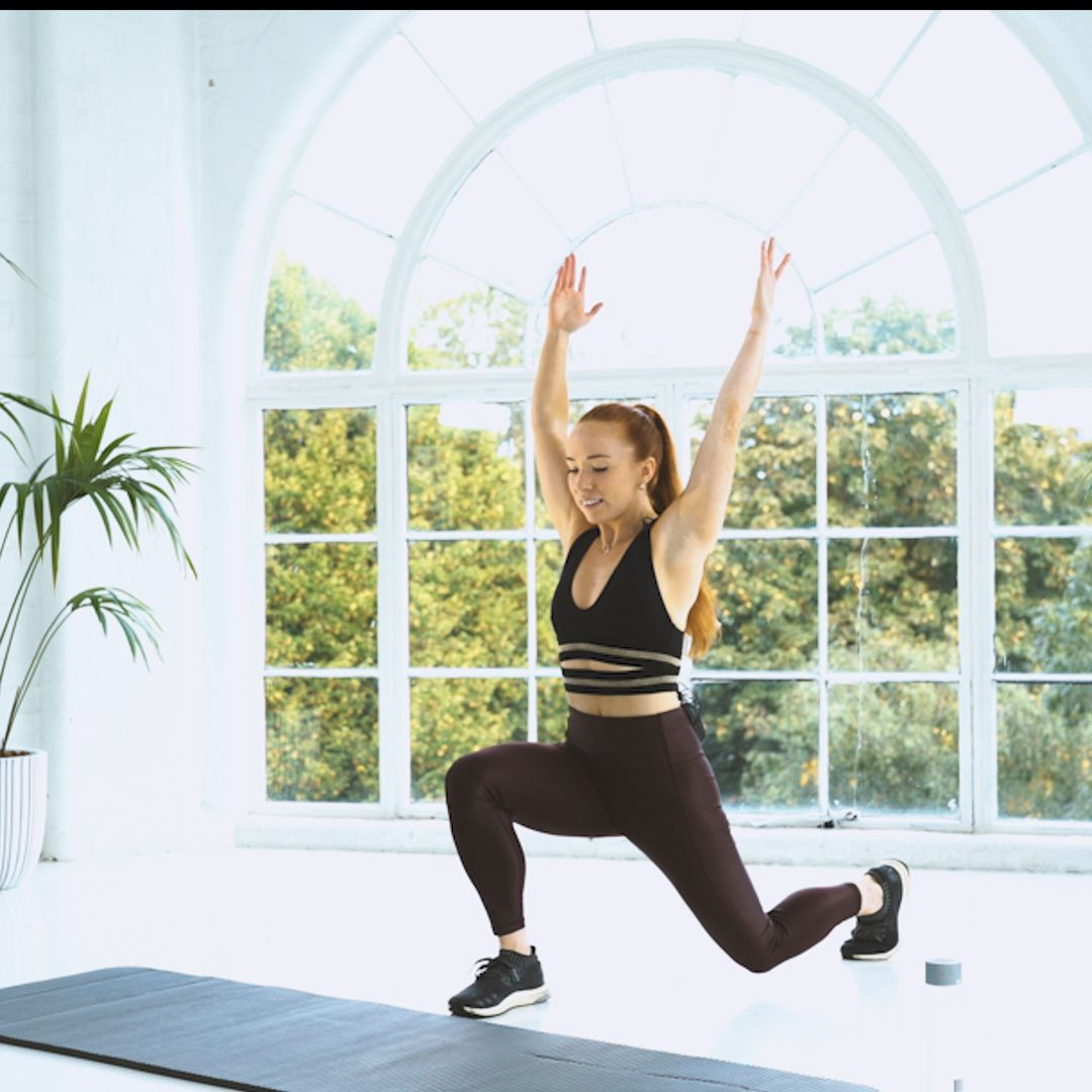 This Low Impact Interval Workout is Perfect if You Suffer from Sore Joints