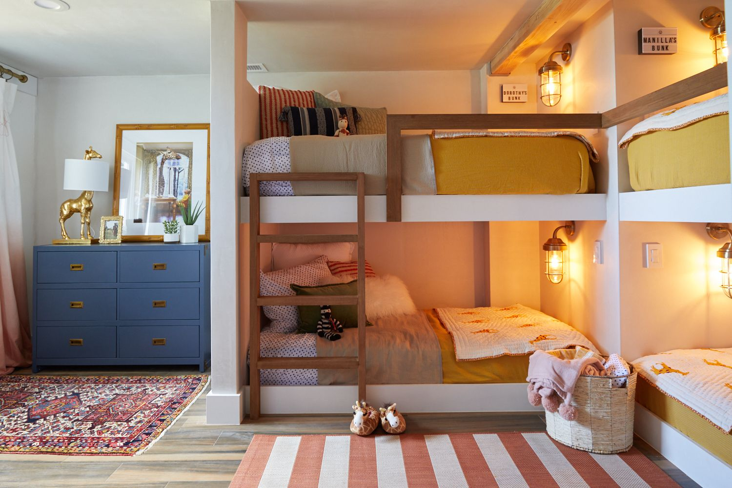 Picture of: 25 Cool Kids Room Ideas How To Decorate A Child S Bedroom