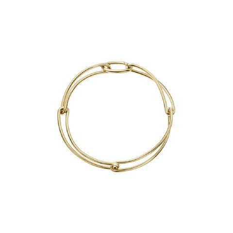 Jewellery, Fashion accessory, Body jewelry, Bangle, Circle, Metal, Bracelet, Oval, Brass,