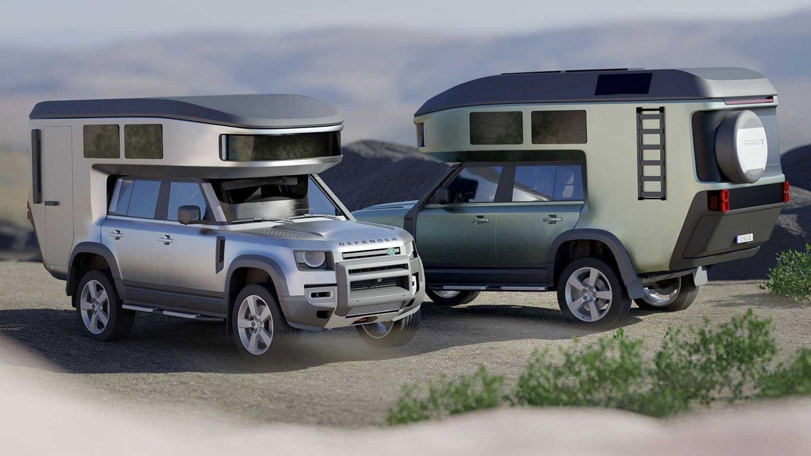 Gehocab Convierte A Tu 4x4 En La Mas Completa Y Moderna Autocaravana Off Road