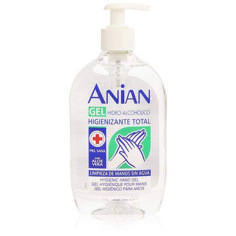 Gel higienizante de manos