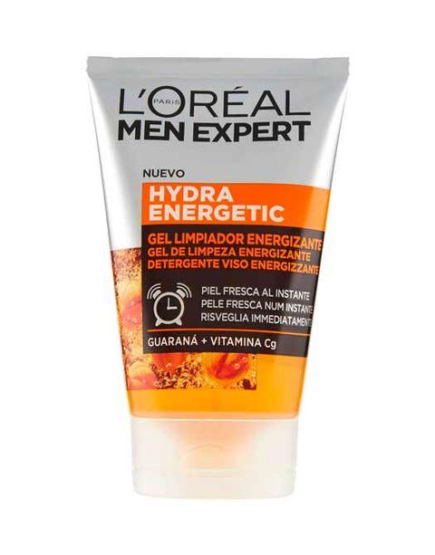 gel limpiador loreal men expert