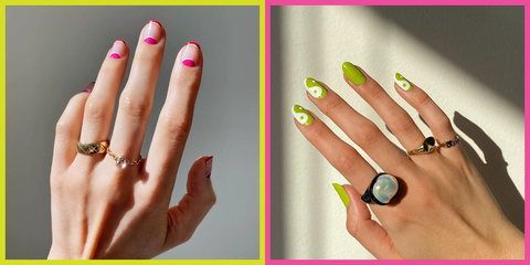 How To Apply Gel Nails At Home In 2020 Best Diy Gel Manicure Tutorials