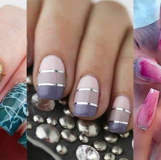 Best Gel Nail Design - Trendy Gel Nail Design Ideas