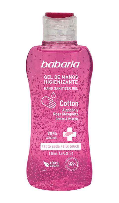 gel manos cotton babaria