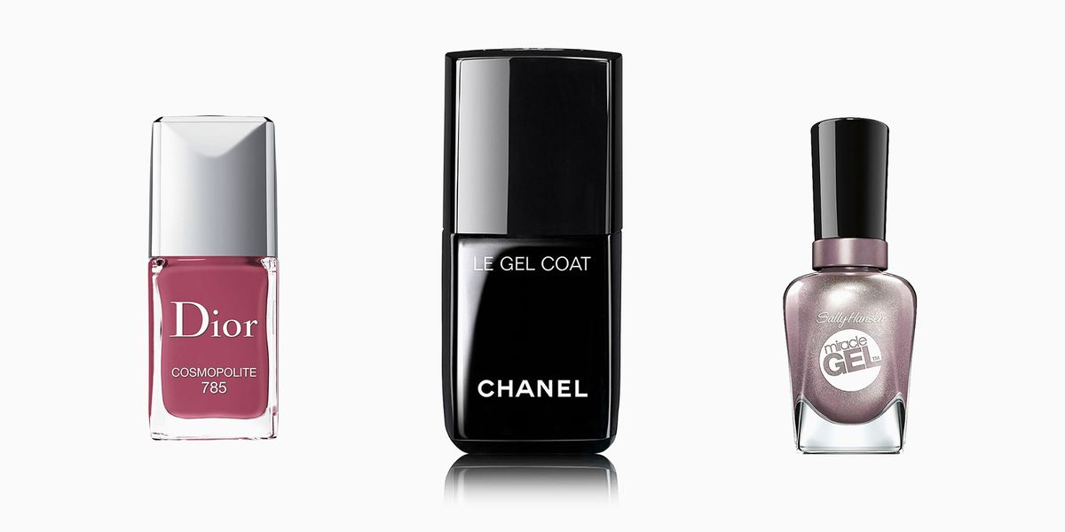 These Polishes Give You the Gel Look Without a UV Lamp