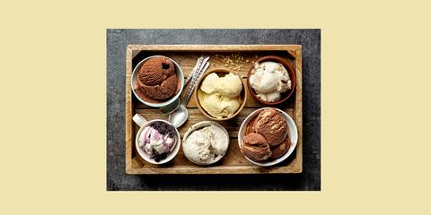 Food, Dish, Cuisine, Dessert, Frozen dessert, Ice cream, Gelato, Recipe, Ingredient,