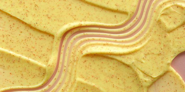gelato gusto zafferano