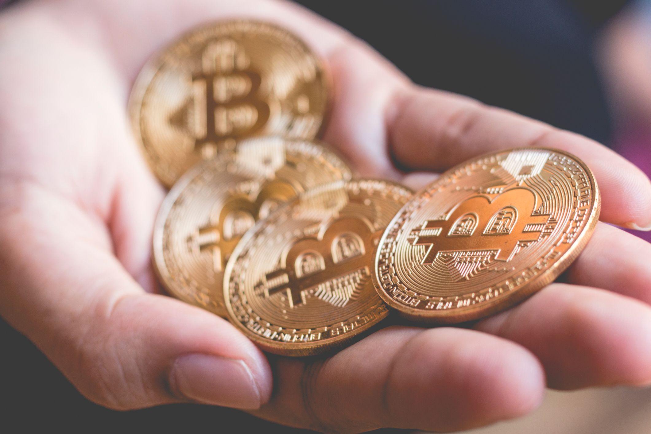Bitcoin verkopen