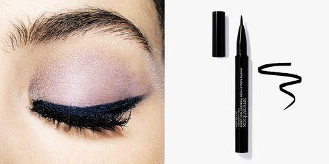 Eyebrow, Eyelash, Cosmetics, Eye, Eye liner, Beauty, Eye shadow, Skin, Organ, Lip,