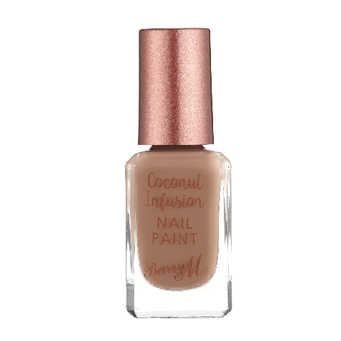 barry m cosmetics   coconut infusion   nail paint various shades