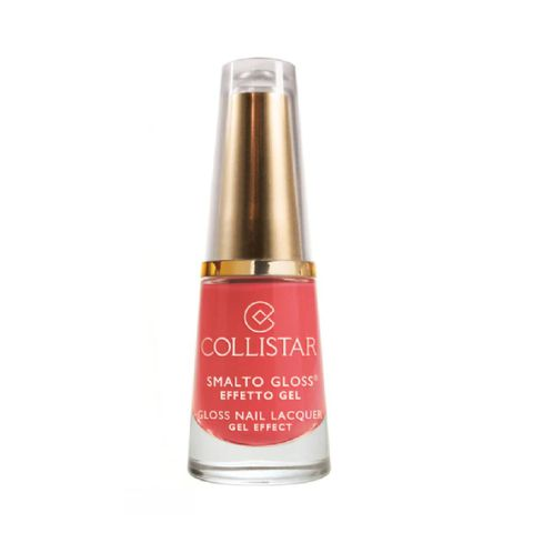 gloss nail lacquer gel effect nagellak collistar nagels