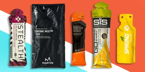 13 Of The Best Running Gels Sweets And Snacks For Mid Run