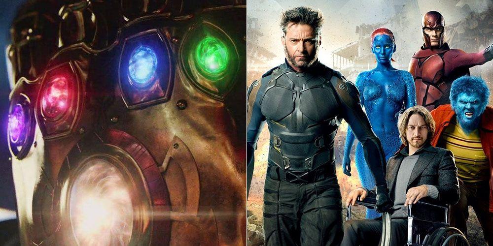 Las Gemas del Infinito podrían traer a los X-Men - Mutantes Marvel