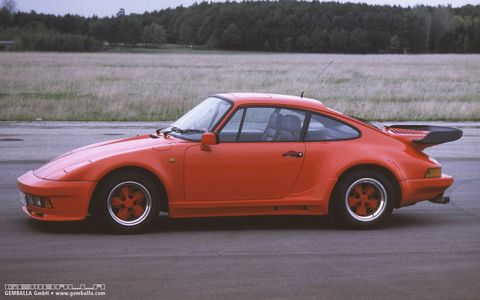 Land vehicle, Vehicle, Car, Regularity rally, Sports car, Coupé, Ruf ctr2, Supercar, Alloy wheel, Porsche 930,