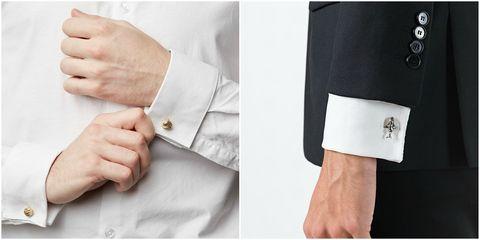 Formal wear, Hand, Suit, Fashion accessory, Finger, Gesture, Wrist, Jewellery, Tuxedo,