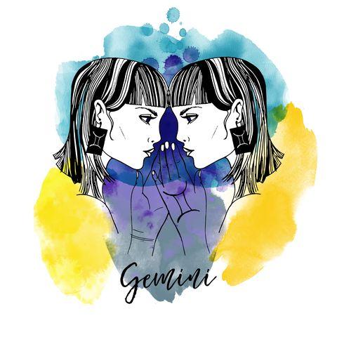 gemini zodiac signs girl