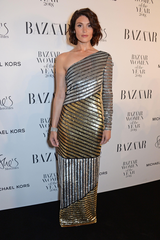 Gemma Arterton,Harper's Bazaar Women Of The Year Awards 2018
