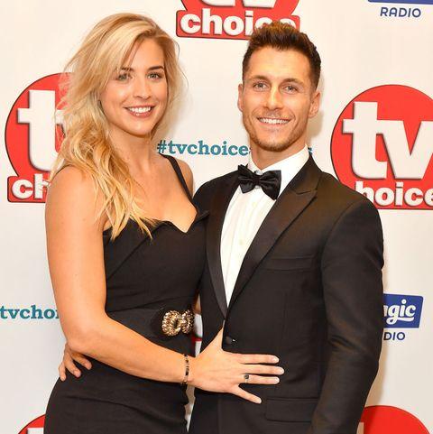 Gemma Atkinson shares unfortunate baby mishap