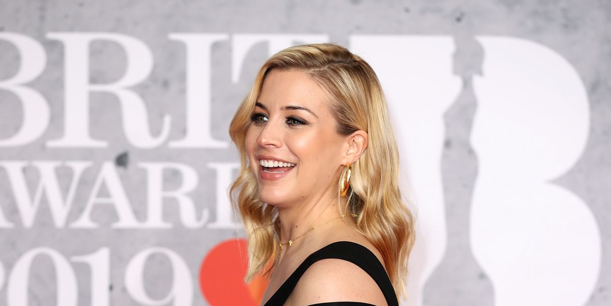 """Gemma Atkinson shares video of """"dazed, cute and cuddly"""" Mia"""