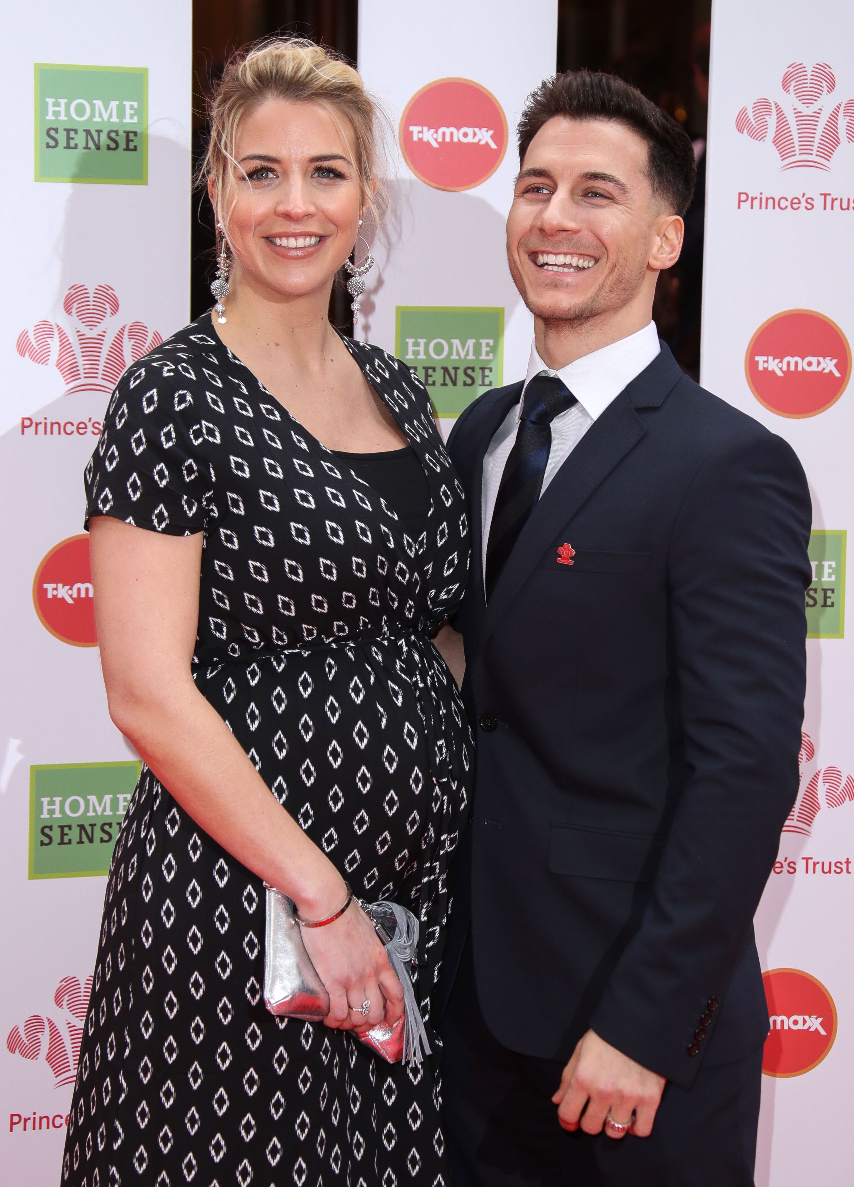 Gemma Atkinson reacts to Gorka's new Strictly Come Dancing role