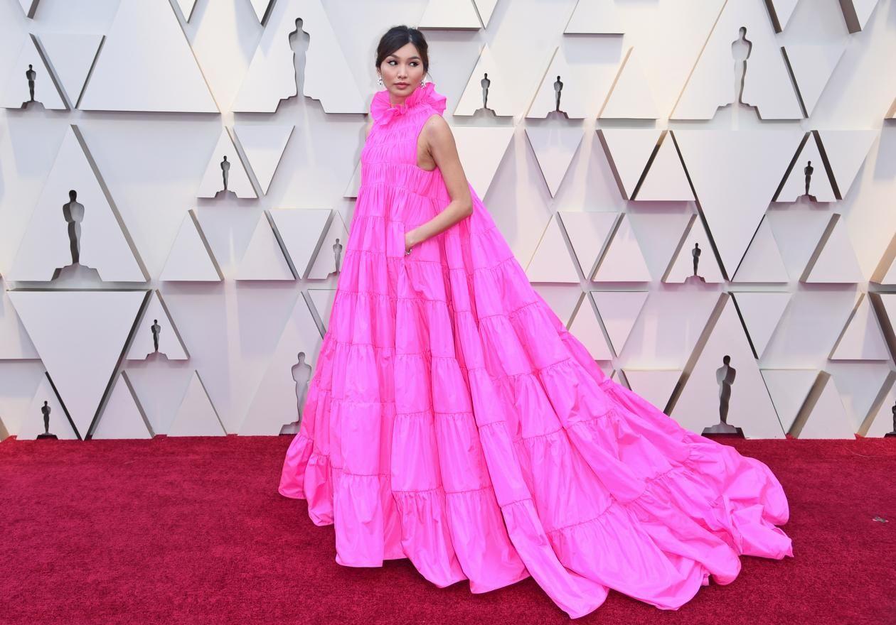 Licht Roze Jurk : Waarom de roze jurk de grootste rode loper trend is van de oscars