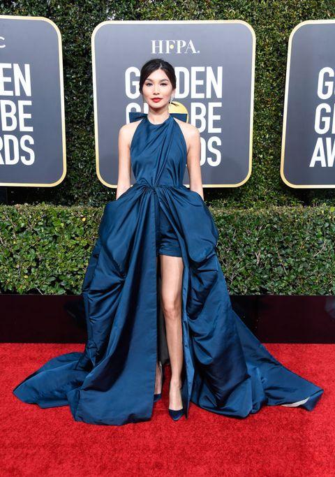 f8c3be82bce6 Golden Globes 2019 Best Dressed - Celebrity Fashion on the Golden ...