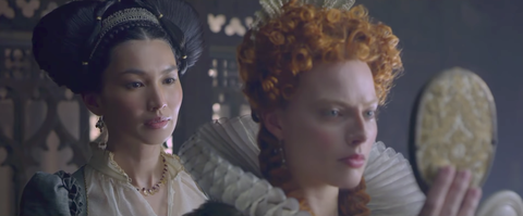 Mary Queen of Scots star Gemma Chan responds to backlash over playing a white person in the movie