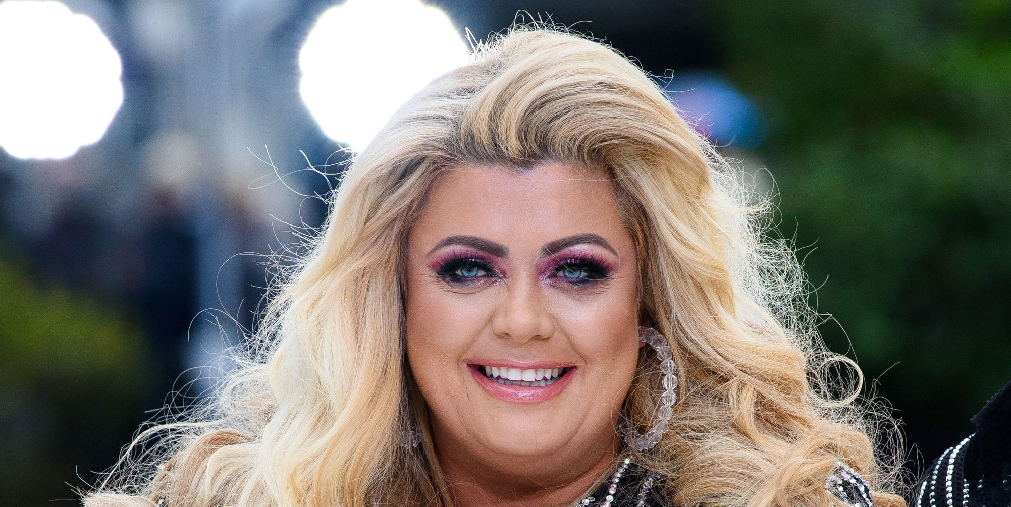 Gemma Collins, Photocall, Dancing On Ice, Natural History Museum Ice Rink