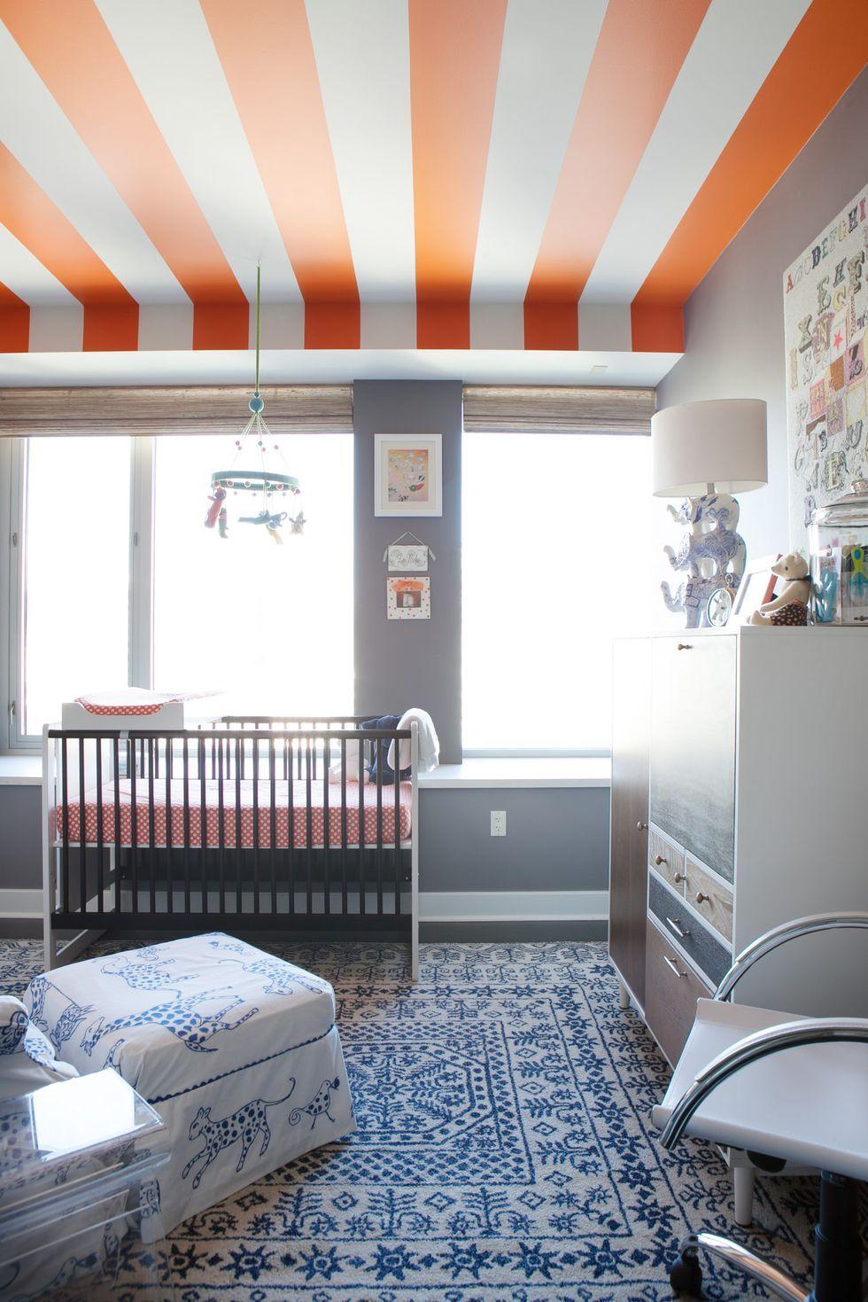 Julie Mikos-ουδέτερο παιδικό δωμάτιο