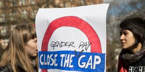 gender pay gap report UK